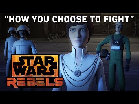 How You Choose To Fight -