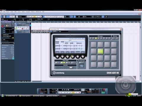 Chopping a sample in Cubase 5, Groove Agent One