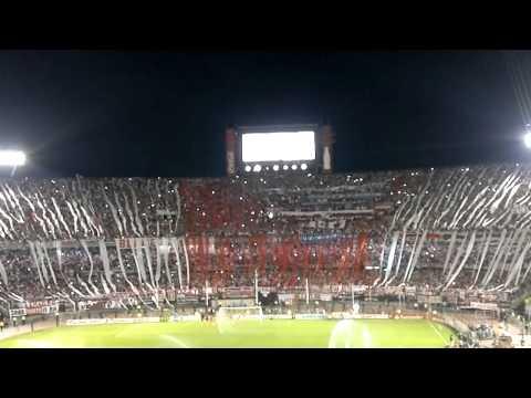 Video - Final de la Copa TOTAL Sudamericana 2014. River Plate vs Atlético Nacional. - Los Borrachos del Tablón - River Plate - Argentina