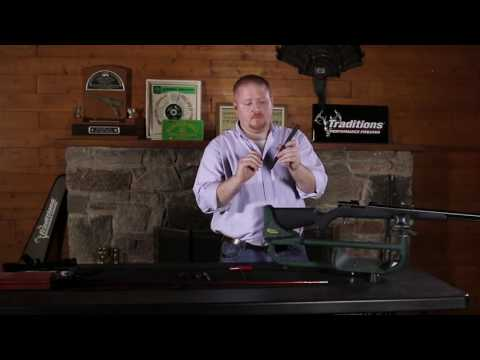 Traditions Firearms - How to Disassemble Your Traditions Tracker