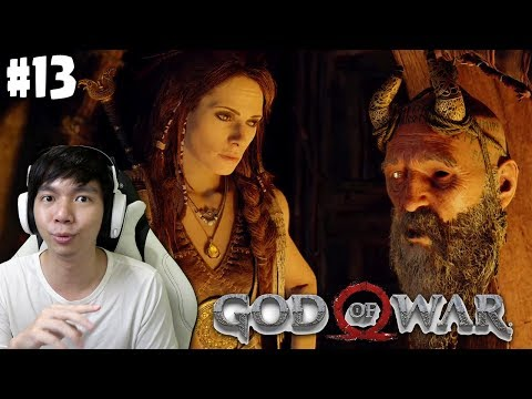 Bertemu Witch Lagi | God Of War | Indonesia | Part 13