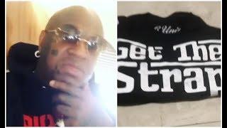 Video Birdman Reacts After 50 Cent Sent Him a Get The Strap T-Shirt MP3, 3GP, MP4, WEBM, AVI, FLV Desember 2018