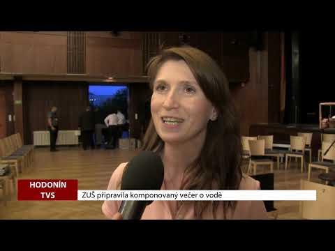 TVS: Deník TVS 19. 4. 2018