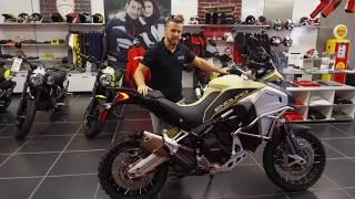 9. 2018 Ducati Multistrada Enduro Pro