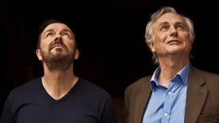 Video The Meaning of Life - Richard Dawkins and Ricky Gervais MP3, 3GP, MP4, WEBM, AVI, FLV Januari 2018