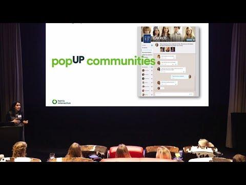 Introducing Harris PopUP Communities