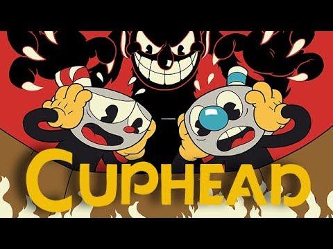 Великолепная игра в стилистике 30-х - Cuphead #1