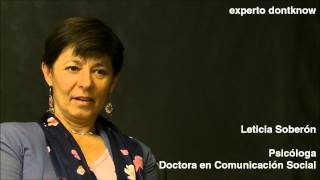 Leticia Soberón | ¿Responder de forma sincera a las preguntas?
