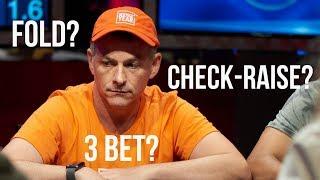 How David Einhorn is Playing the $1 Million One Drop Poker Tournament