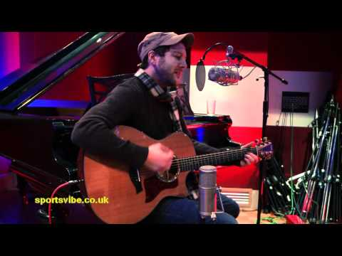 Matt Cardle Performs &#39;Letters&#39;