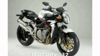 7. 2008 MV Agusta Brutale 1078 RR - Features