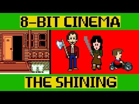 8bit The Shining