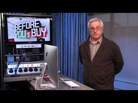 iMac review - Leo Laporte reviews the new iMac for 2013.