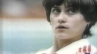 Biografía: Nadia Comaneci Juegos Olímpicos Monterreal 76' & Moscú 80'