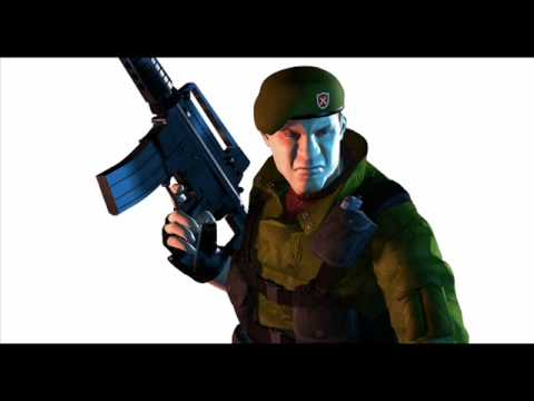 Resident Evil OST - RE3 (The Mercenaries): Hellish Agony