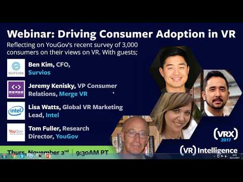 Overcoming the Hurdles to Drive Mass Consumer Adoption of VR