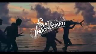 Satu Indonesiaku oleh Artis-artis Indonesia (medley Rayuan Pulau Kelapa dan Kolam Susu)