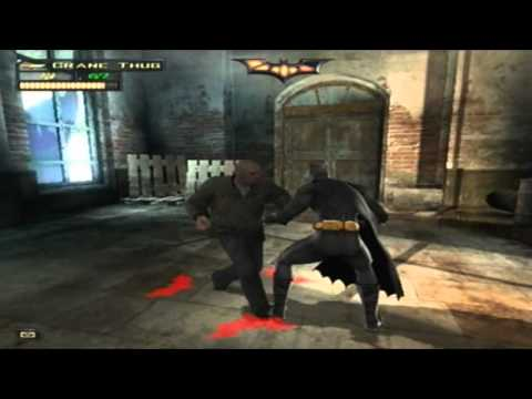 Batman Begins PSP