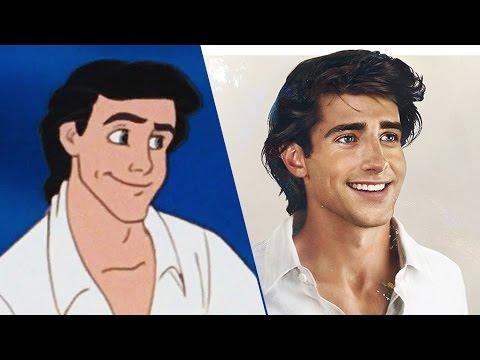 Những bản sao hoàng tử Disney ngoài đời thật
