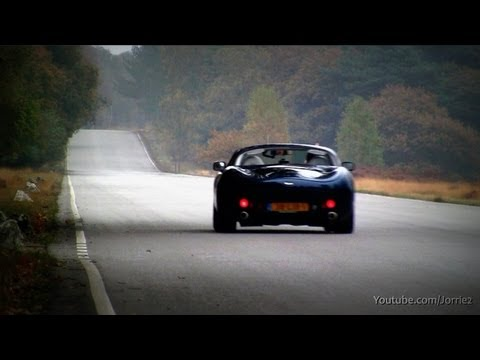 TVR Tuscan Decatted Exhaust Lovely Sounds!! – 1080p HD