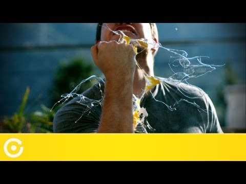 Slow Mo - Egg Destruction
