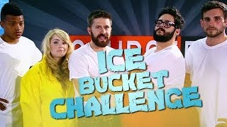 Ice Bucket Challenge -  SourceFed Accepts!