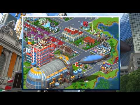Video of Virtual City Playground®