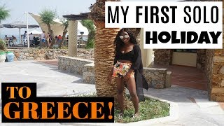 Heyyyy guys !!! So for my birthday I decided to take myself to the BEAUTIFUL GREECE all by myself, and although I was extremely...