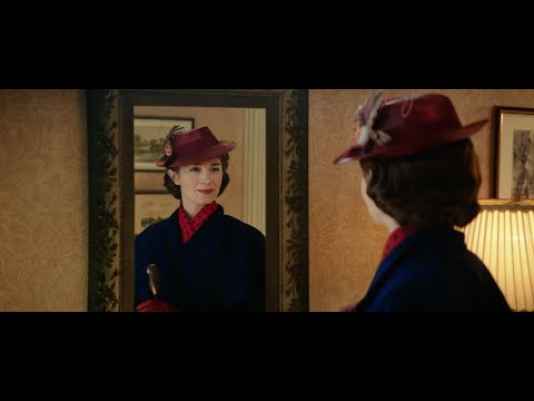 Preview Trailer Il ritorno di Mary Poppins, teaser trailer italiano ufficiale