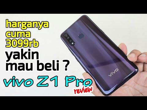 Yakin Mau Beli vivo Z1 Pro?? ( komplit review)