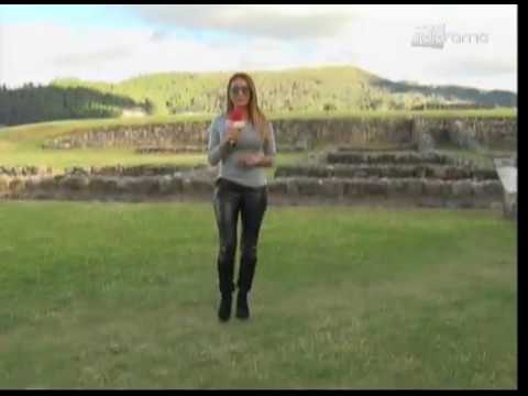 Turismo al Volante: Parque Arqueológico Pumapungo un lugar lleno de historia en Cuenca