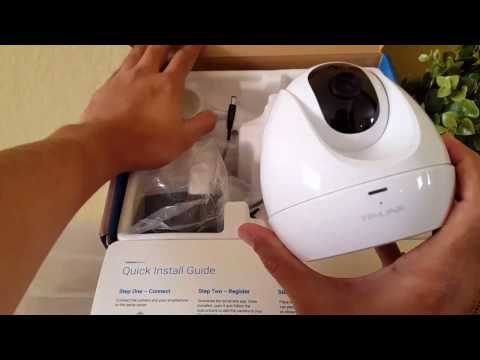 TP-LINK NC450 IP Camera Review