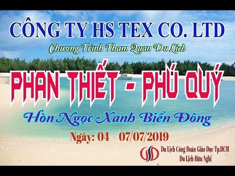 HS TEX COP - Phan Thiết - Phú Quý
