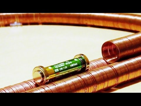 World's simplest electric train 2