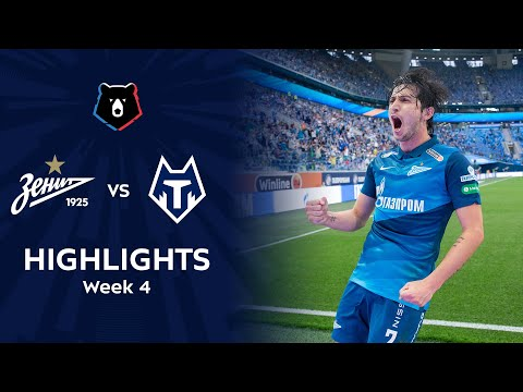 Highlights Zenit vs FC Tambov (4-1) | RPL 2020/21