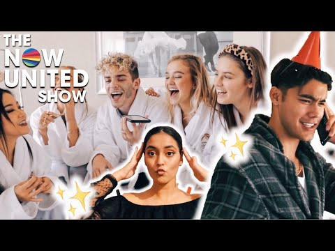 Josh's Surprise + Celebrating 100 Episodes!!! (Part 1) - Season 3 Episode 31 - The Now United Show