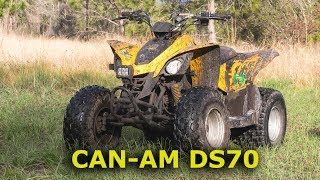 2. Can-Am DS70