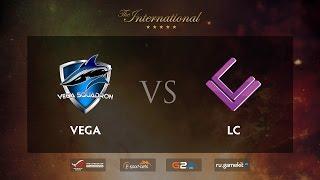 London vs Vega, game 1