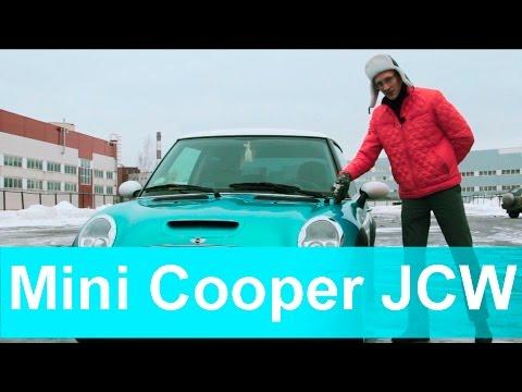Mini cooper видеообзор фотка