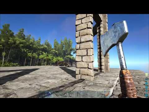 ARK: Survival Evolved (Одиночка) #17 - Строительная