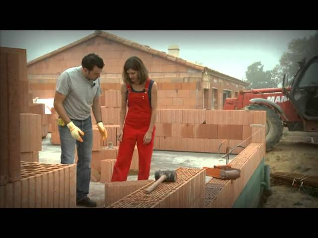 Monter un mur en pav comment monter un mur en parpaing 1 for Monter un mur en brique