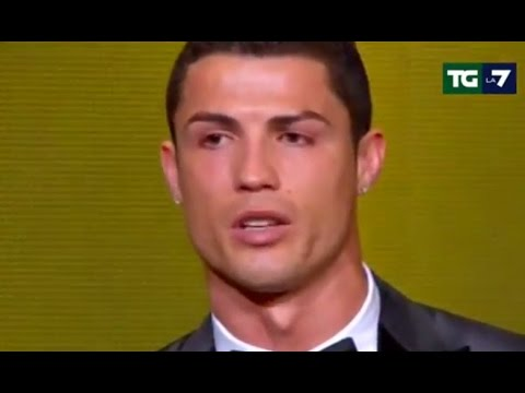 cristiano ronaldo - il suo terzo pallone d' oro