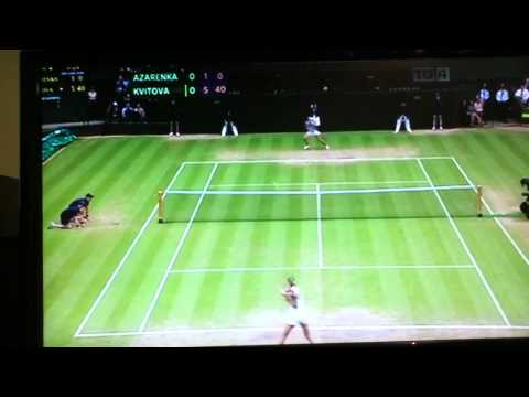 Funniest tennis grunt ever !!