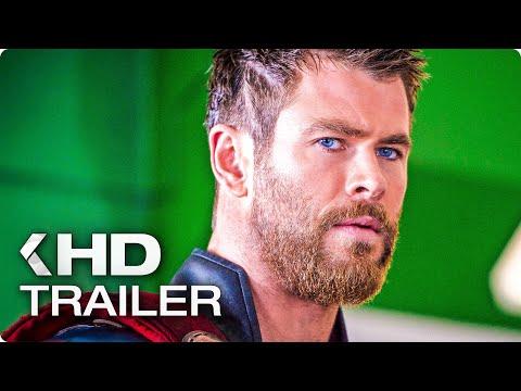 THOR 3: Ragnarok International Trailer 2 (2017) (видео)
