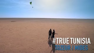 Tozeur Tunisia  city photo : Tozeur, Mides, Tamerza and paragliding fly above Chott El Jerid... True Tunisia / season 2 (day 6)