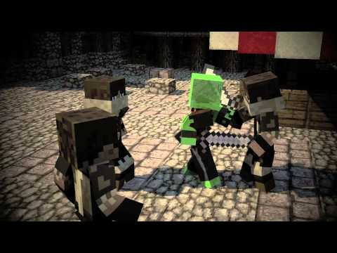 Minecraft Animated Adventures : Enter Arkdoc!