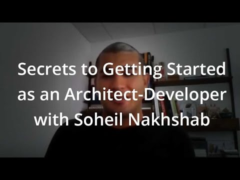 Podcast Interview Soheil Nakhshab of Nakhshab Development & Design