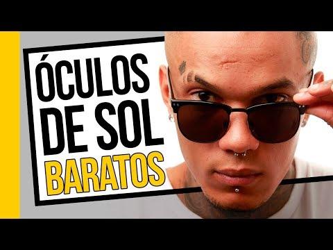 ⚫ Óculos de Sol Barato: 10 por menos de R$200 | Moda Masculina