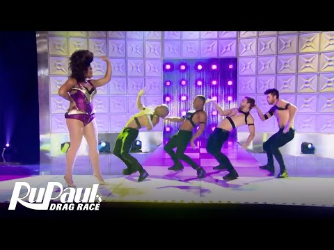 'Category Is...TBT' ft. Peppermint, Sasha, Trinity & Shea 👯‍♀️ | RuPaul's Drag Race Season 9