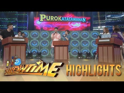 It's Showtime PUROKatatawanan: FUNanghilian's newest segment
